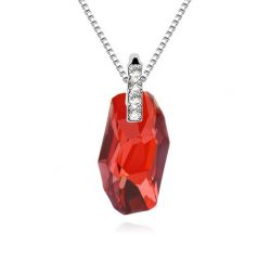 Big Luxury Pendant Necklace for Women  Crystals from SWAROVSKI ®