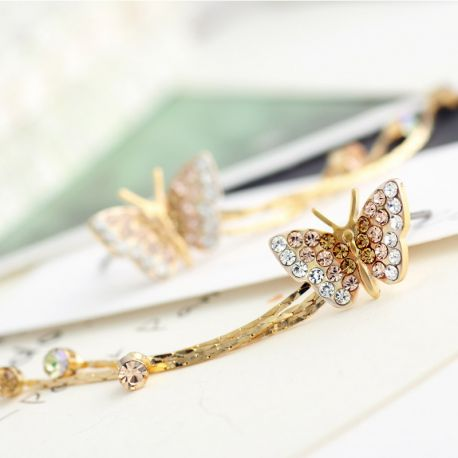 Luxury Elegant Design Crystals from Swarovski jewelry set for Women