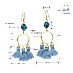 Sea Love Oyster Shell Clam Pearl Blue Cubic Zirconia 925 Sterling Silver Charm Beads For Women