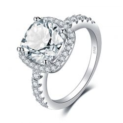 925 Sterling Silver Rings for Women Wedding ring