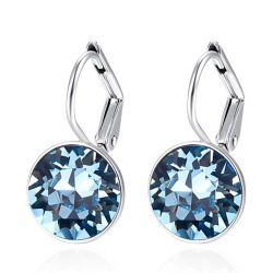 Crystals From Swarovski Small Bella Stud Earrings For Women