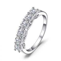 Wedding Rings 925 Sterling Silver Rings for Women