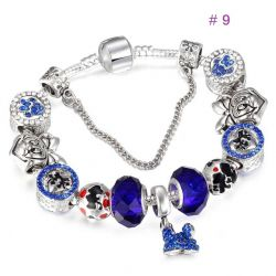 Disney Mickey Minnie Fashion Bracelet For Women