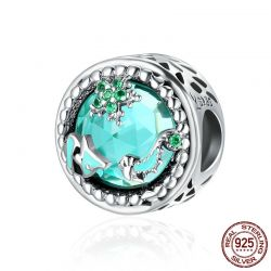 Genuine 925 Sterling Silver Mystery Ocean Charms Beads