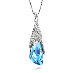 Austrian Crystal Necklaces Fashion Jewelry