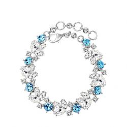 Luxurious Jewelry Austrian Crystal Beads Bangles & Bracelets for Women