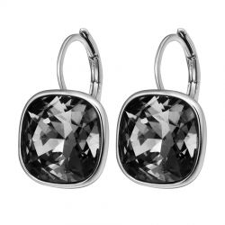 Luxury Earrings Christmas Gifts Crystals from Swarovski Colorful